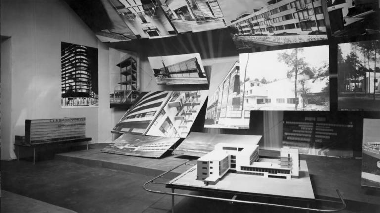 Découvrez le design et l'architecture modernes européens des années 1920 et 1930, qui ont inspiré Barr et Johnson, les deux promoteurs du Good Design en Amérique.